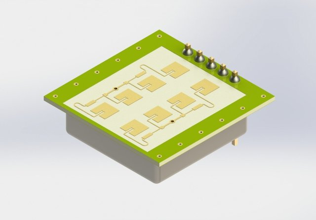 RF Beam 24 GHz K-LCx RADAR (K-Band) Transceiver