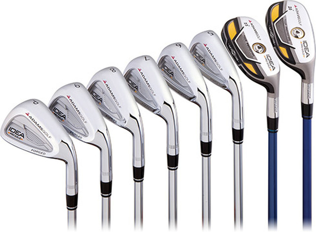 IDEA Pro Hybrid Irons Set