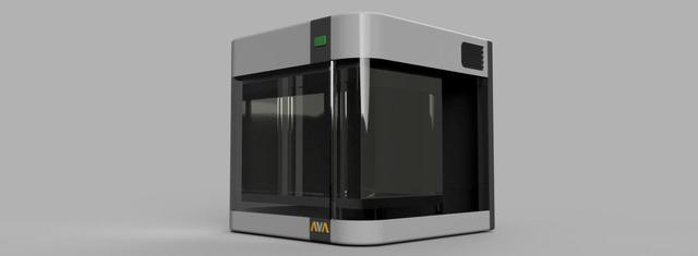 3D Printer case design V2