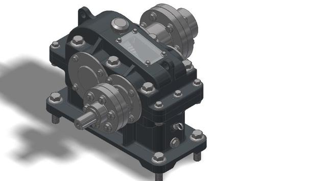Speed Gear Reducer