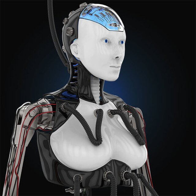 Female Robot Material Test
