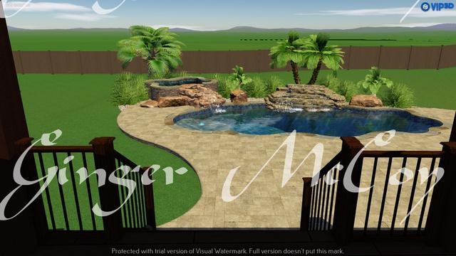 North Carolina pool