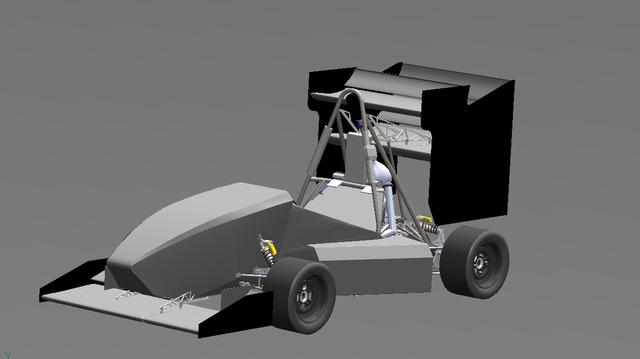Race Car 2020
