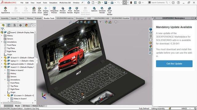Laptop Design