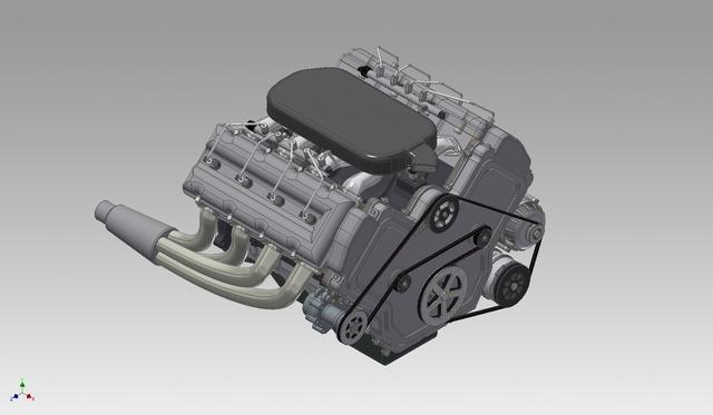 3D CAD Modeling and Rendering Models