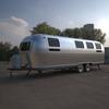 Airstream caravan trailer