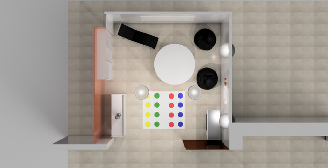 Innovation lab redesign