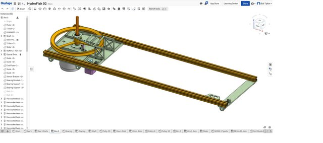 electrofish-demo-2 assembly