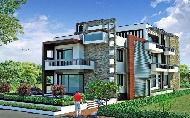 Building planning & elevation design