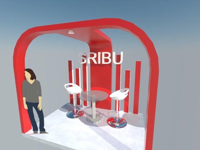 SRIBU.COM booth