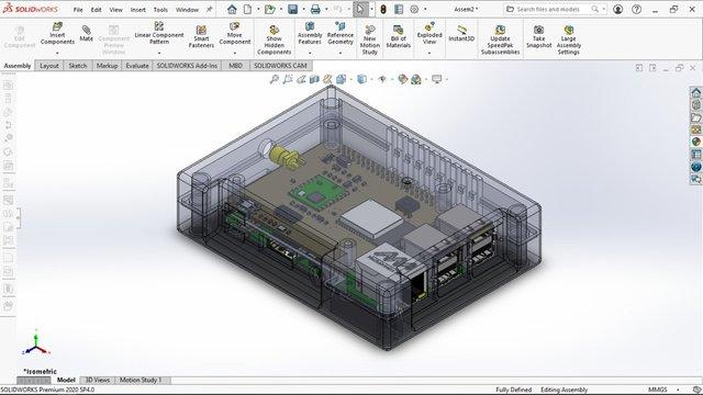 3D CAD Modeling