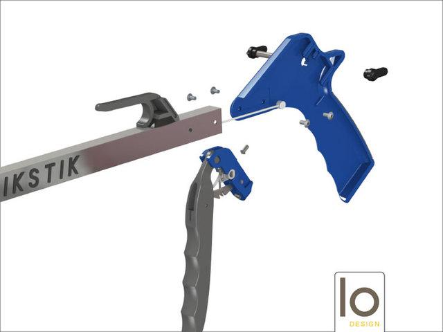 PikStik, Industrial Upgrade reacher