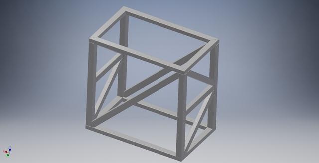 Simple Frame Generator