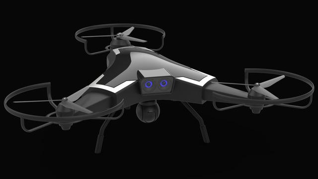 scorpion surveillance drone