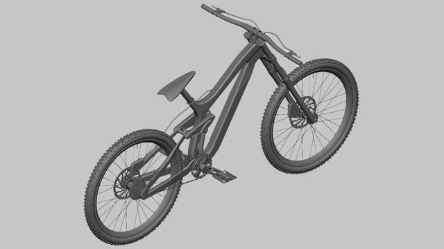 afterburner mountainbike