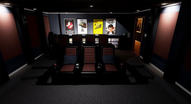Unreal Engine VR apartment