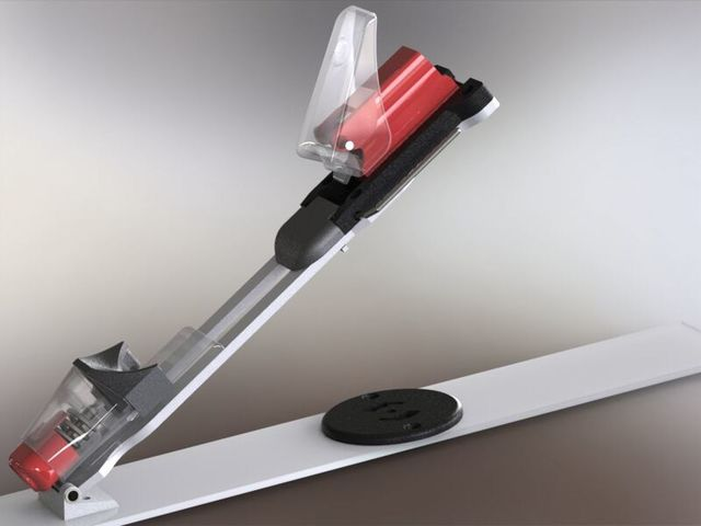 Reinvented ski binding