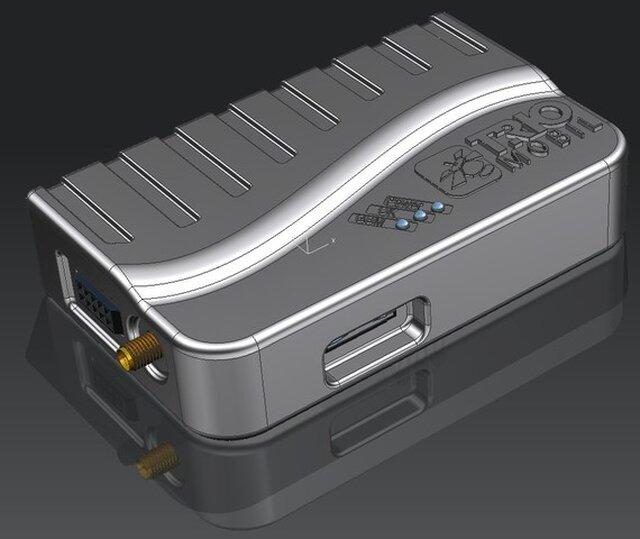 IOT GPS Vehicle Tracking Box