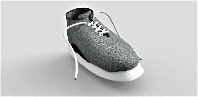 Sneaker Model