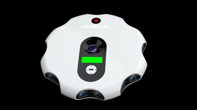 Samsung 360 degree camera