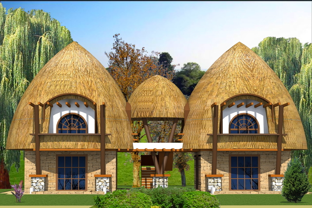 Proposed Amboseli Hotel Cottages