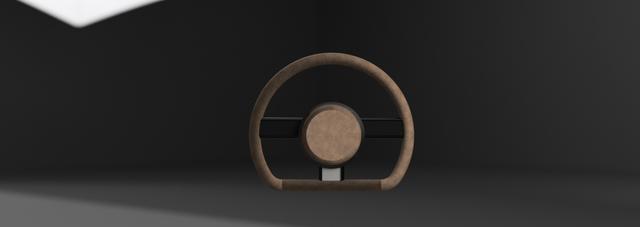 Smart steering wheel