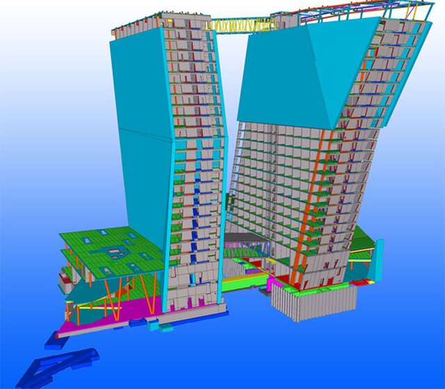 Structural Shop Drawings Services Kentucky - Steel Construction Detailing