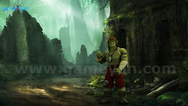 3D – Buddy Warrior Creature Character Animation Modeling Design By Post Production Animation Studio
