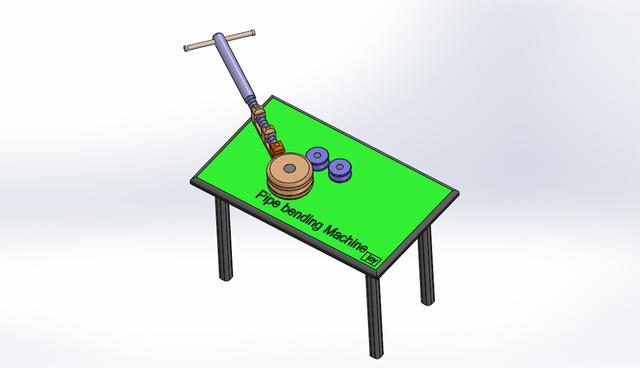 Manual Pipe Bending