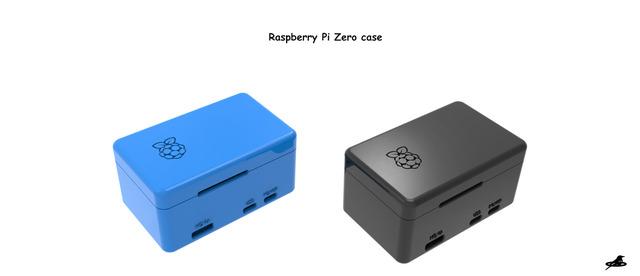 Creating 3D case for Raspberry Pi Zero