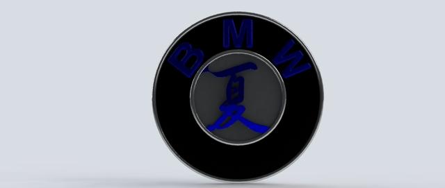 BMW Custom Emblem