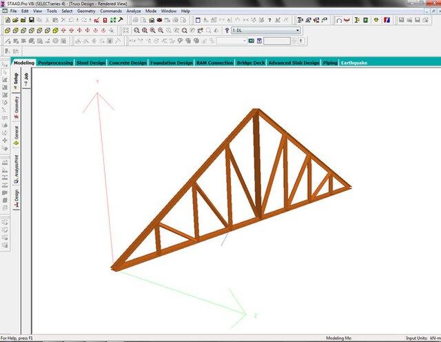 Structural Design Download Free 3d Model By Renjr Cad Crowd