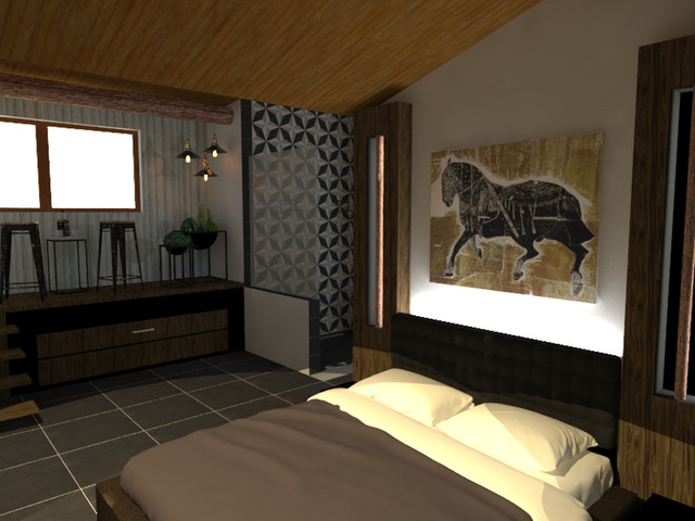 Lusitano's Thematic Hotel rooms (OCASO)
