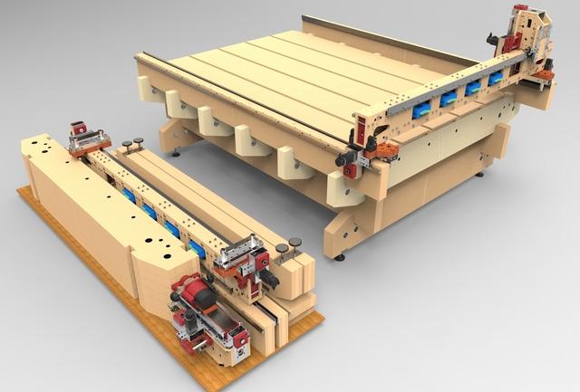 High performance platform-CNC