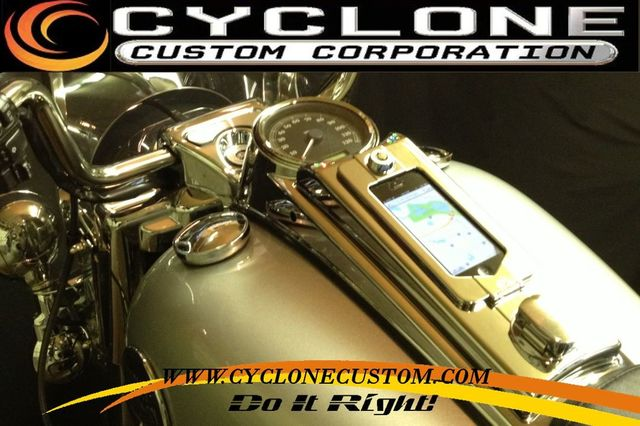 Motorcycle Cellphone Integration