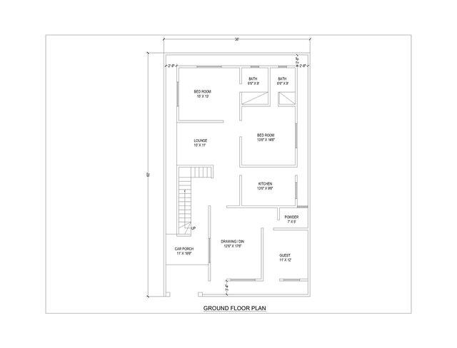 Floor Plans & Elevations.