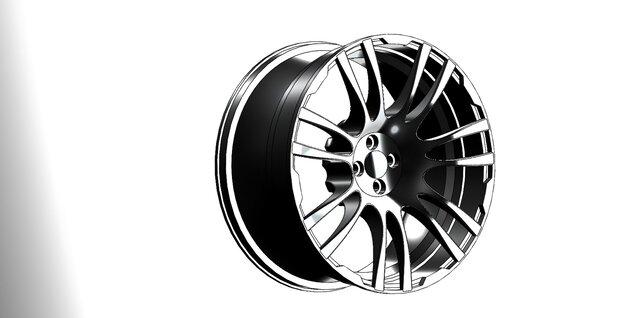 bmw-rim-chrome-stainless-steel