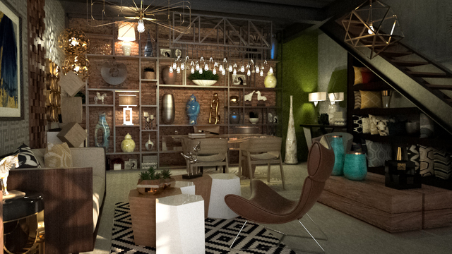 Interior Decor Store