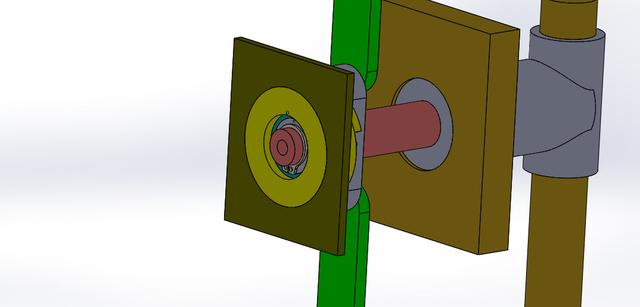 custom espagnolette mechanism