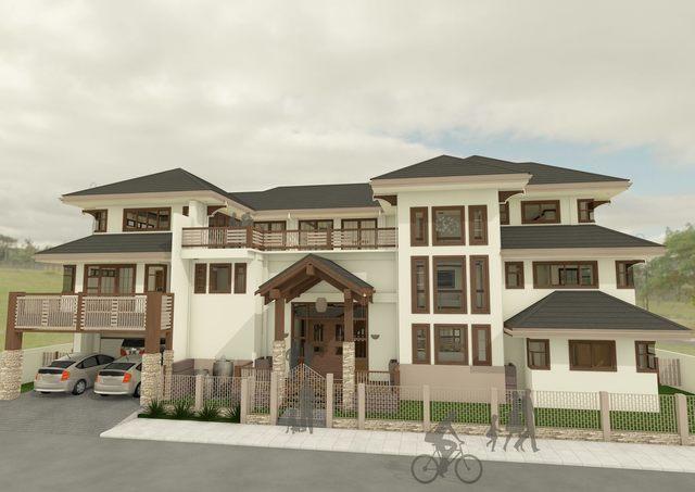 Three Storey Residence
