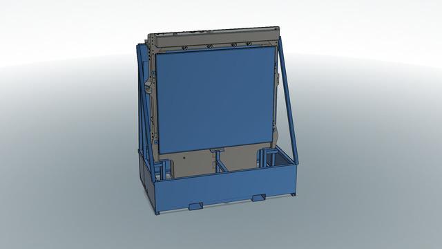 Mining Radiator & Transport Frame