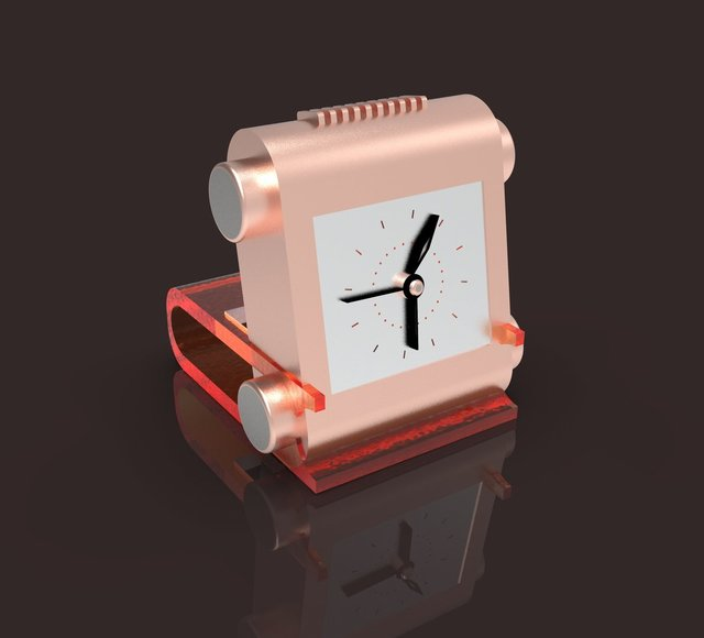 Tabke Clock