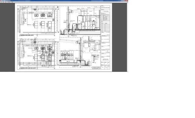 SHOP DRAWING CAD 2D
