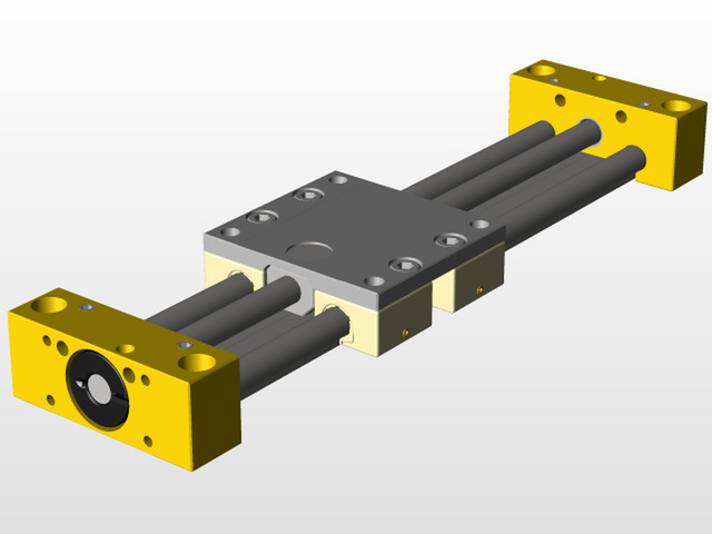 Linear drive assembly