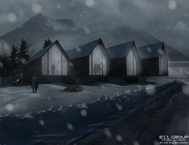 Snow Motel
