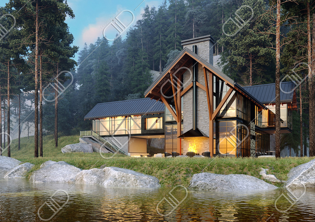 Architectural Design & Visualization by Design Studio AiD
