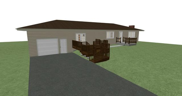 Remodel using Chief architect
