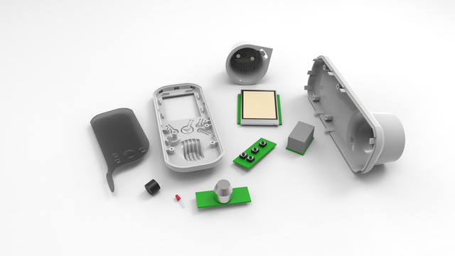 Electronic device enclosure