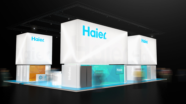 Stand Haier