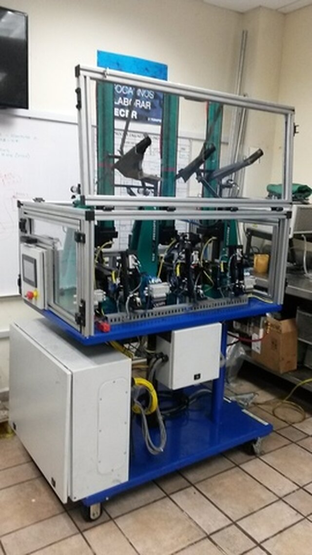 Automatic Inspection (Sorting) Machine